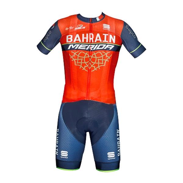 EQUIPACION BAHRAIN MERIDA PRO CYCLING TEAM